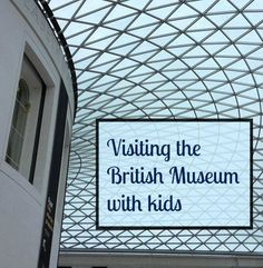 Visiting the British Museum with kids - my 10 top tips on visiting the British Museum in London with children, including activities for preschoolers http://www.mummytravels.com/2016/02/14/visit-british-museum-with-kids-10-top-tips/