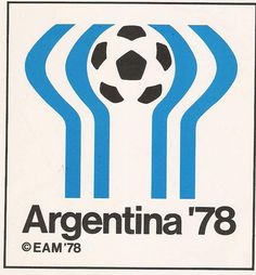 Argentina World Cup 1978 - Symbol. #logo #1978