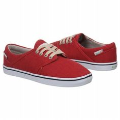 1e809bc95cc5 Etnies Caprice Eco Shoes (Red White) - Women s Shoes - 5.0 M What