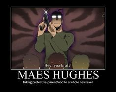 Maes Hughes (Fullmetal Alchemist)