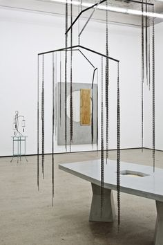 Martin Boyce at The Modern Institute, Glasgow
