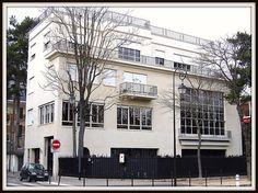 hôtel Dujarric de la Rivière_1928-30_Boulogne