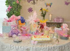 garden themed baby shower - Google Search