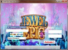 Jewel Epic Hack Tool 2014
