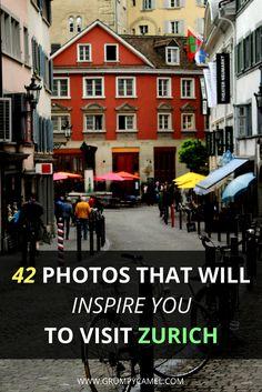 Things to do in Zurich | 1 day in Zurich