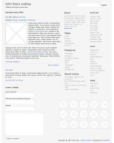 wordpress psd framework