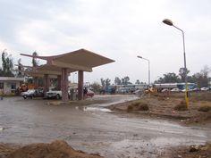 Iraqi gas station