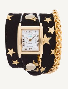 La Mer Watches: Lucky Star Wrap