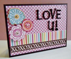 Love u! - Scrapbook.com created by Lisa Young
