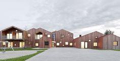 Centro accoglienza per bambini che concilia sostenibilità ed ospitalità Cebra Architecture