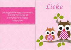 Lettertype voor op uw geboortekaartje: Lucida Calligraphy. Maak uw geboortekaartje via www.geboortepost.nl.