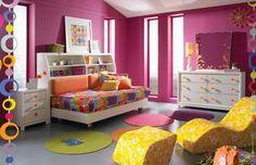 Nickelodeon Rooms