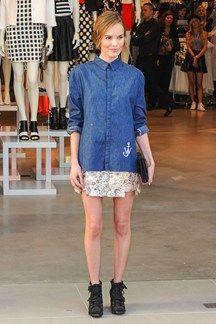Kate Bosworth - best dressed
