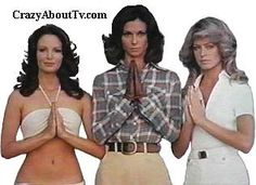 Charlie's Angels TV Show -- starring Jaclyn Smith, Farrah Fawcett and Kate Jackson