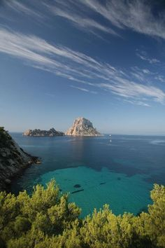 Natural Park, Natural Scenery, Beautiful Islands, Beautiful Places, World Environment Day, Ibiza Fashion, Balearic Islands, Beach Pool, All Over The World
