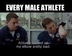Athletic trainer prob