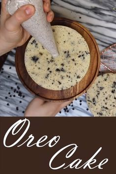 Oreo cookies & cream cake Ok, Oreo cookie lovers. After creating this Cookies & Cream Ice Cream Cakelast summer, I've been dying to make an all-cake version. So I finally bought a…View Post Oreo Cake, Oreo Cookies, Yummy Treats, Sweet Treats, Yummy Food, Food Cakes, Cupcake Cakes, Cupcakes, Cookies N Cream Cake Recipe