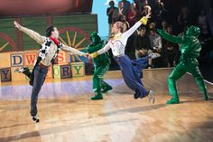 """For many seasons, """"Dancing with the Stars"""" was the most unabashedly campy and sneakily athletic competition on TV — which usually made it more fun than """"American Idol,"""" """"Top Chef"""" or """"The Amazing R…"""