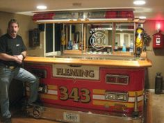 1000 Images About Fire Station Bar On Pinterest Fire
