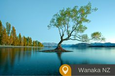 The best time to visit South Island NZ is Autumn
