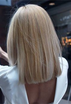 Long Bob Hairstyles 670051250790702570 - Le blunt sur carré long blond Source by Long Bob Haircuts, Long Bob Hairstyles, Summer Hairstyles, Celebrity Hairstyles, Hairstyle Short, Blonde Hairstyles, Fancy Hairstyles, Hairstyles Haircuts, Medium Hair Styles