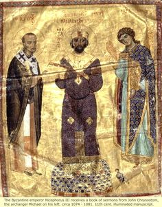 The Byzantine Moorish Emperor Nicephorus III