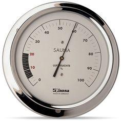 Sauna Hygrometer