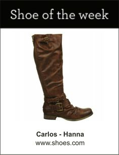 Shoe of the Week: the Carlos by Carlos Santana Hanna.