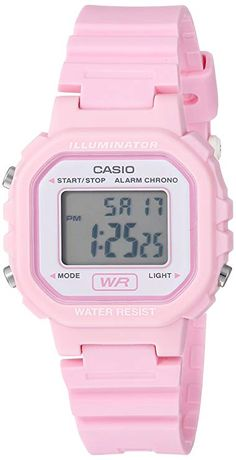 3ea489f5ad online shopping for Casio Women's 'Classic' Quartz Resin Casual Watch,  Color:Pink (Model: from top store. See new offer for Casio Women's 'Classic'  Quartz ...
