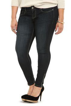 Stiletto jeans torrid