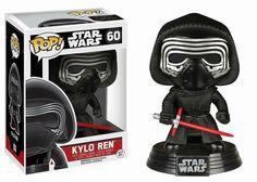 Star Wars Episode VII POP! Vinyl Wackelkopf-Figur Kylo Ren 10 cm