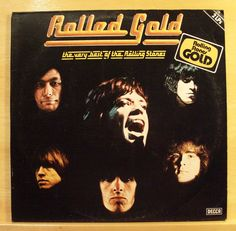 THE ROLLING STONES - Rolled Gold - Vinyl 2-LP - Satisfaction Little Red Rooster