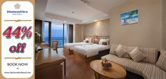 Special rate for our valued customers booking via website Diamond Sea Hotel