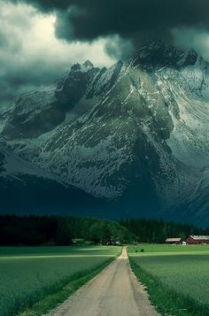 The French Alps. WOW