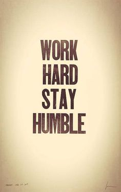 El valor del trabajo siempre es recompensado de la mejor forma. Lo he aprendido en mi vida y lo seguiré aplicando.