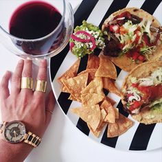 Fashion Bloggers Love Posting Food to Instagram | StyleCaster