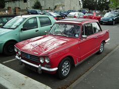 Triumph Vitesse  by kenjonbro, via Flickr Motor Scooters, Commercial Vehicle, Vintage Cars, Cool Cars, Motors, Bond, Classic Cars, Motorcycles, British