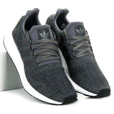 #Sportowe #Męskie #Adidas #Szare #Adidas #Swift #Run