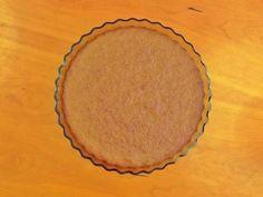 Creme de Avelãs: Bolo de Alfarroba e Amêndoa (Saudável, Sem Glúten/Lactose, Sem Gordura/Açúcar Adicionados)