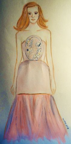 La Caja Oxidada - The Rusty Box: Delpozo: Spring/Summer 2015