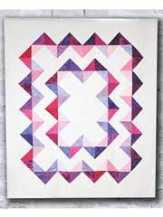 1000+ images about Zig Zag Quilts on Pinterest Chevron quilt, Chevron quilt pattern and ...