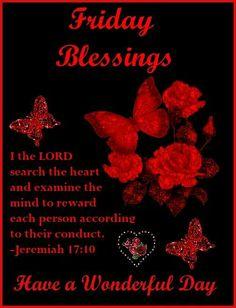Friday blessings !