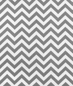 Shop Premier Prints Zig Zag Ash/White Slub Fabric at onlinefabricstore.net for $10.98/ Yard. Best Price & Service.