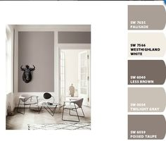 Sherwin Williams Twilight Gray
