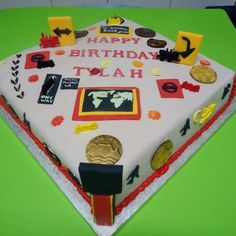 Happy Birthday, Birthday Cake, Amazing Race, Specialty Cakes, Ava, Cupcakes, Racing, Google Search, Desserts