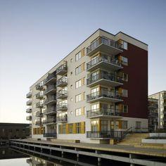 Porslinsfabriken, Gotenburg by Semrén & Månsson