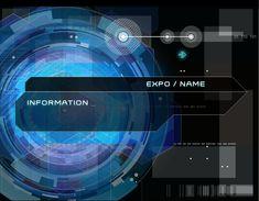 Free Hitech Expo Template for PowerPoint 2010 by evilskills.deviantart.com on @deviantART