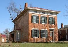 Dr. Richard Eels House, Quincy, Illinois (used in underground railroad)