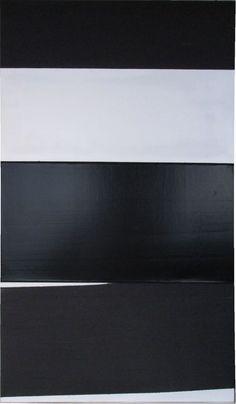 Peinture 305 x 181 cm, 1er septembre 2009   pierre-soulages.com