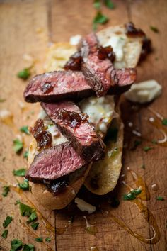 Rump steak #pipersfarm #steak #meat